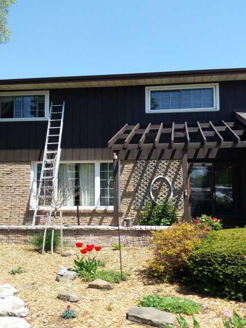 exterior painting contractors toronto